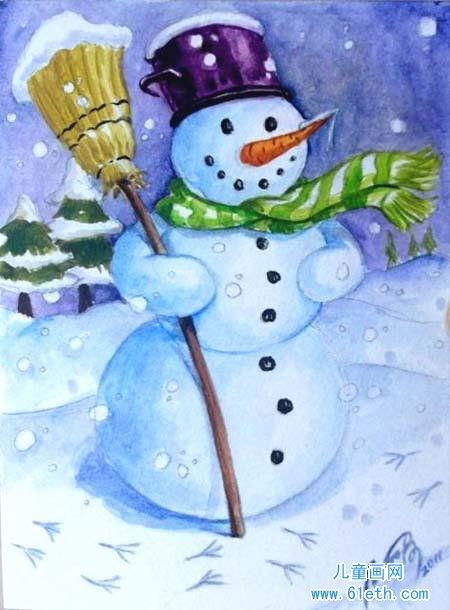 Christmas Pictures Ideas For Cards To Paint